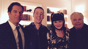 NCIS Stars And Fans Bid Farewell To Michael Weatherly