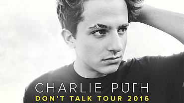 Charlie Puth's Don't Talk Tour 2016