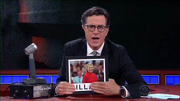 Late Show Political Week In Review (Vol. 12)