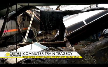 NTSB searches for clues into deadly NJ Transit train crash cause