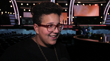 Catch Up With Brittany Howard At The 2016 GRAMMY Rehearsals