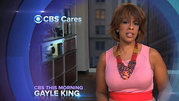 Gayle King on Equal Pay Act