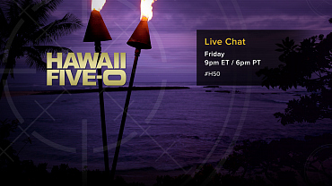 Live Chat With Hawaii Five-0 Writers