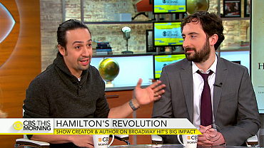 Behind the revolution of Broadway hit Hamilton