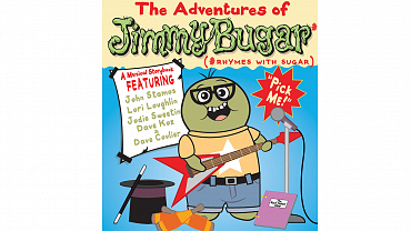 The Adventures of Jimmy Bugar by Dave Coulier