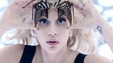 Experience The Lady Gaga + Intel Collaboration