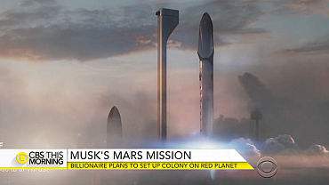 SpaceX CEO Elon Musk plans to set up colony on Mars