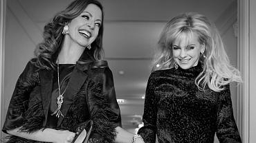 Mom Stars Allison Janney And Anna Faris Look Trés Chic In Paris