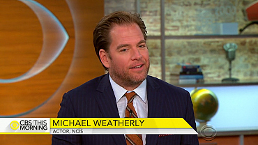 Michael Weatherly on last \