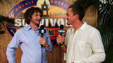 Joe Anglim Grills Neal Gottlieb About Being Voted Off The Survivor: Kaoh Rong Jury