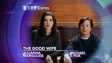 Michael J Fox and Julianna Margulies on Parkinson\'s Disease