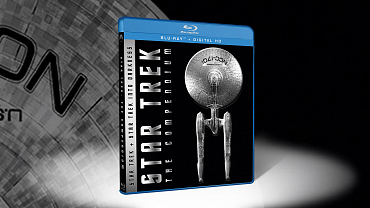 \'Star Trek: The Compendium\' Blu-Ray