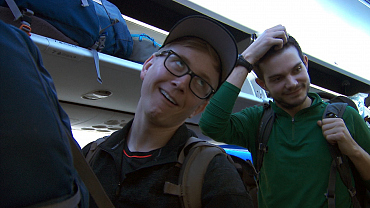 Tyler And Korey Reflect On Their Amazing Race Journey
