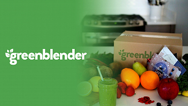 GreenBlender Smoothie Delivery Gift Card