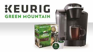 Keurig K55 And 2 Boxes Of K-Cup Pods