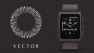 Vector Meridian Smart Watch