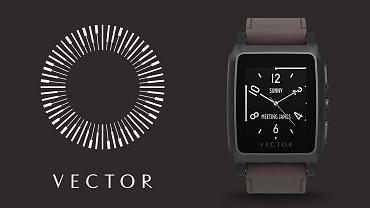 Vector Meridian Smart Watch