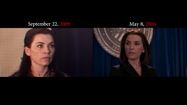 Side-By-Side: The Good Wife's First And Last Scenes