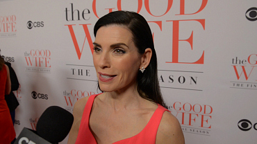 Watch The Good Wife Stars Toast The Big Finale