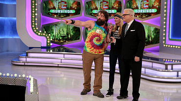 Watch Former Survivor Castaways On The Price Is Right
