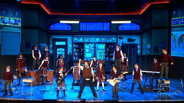 Watch Alex Brightman And The Cast Of School Of Rock