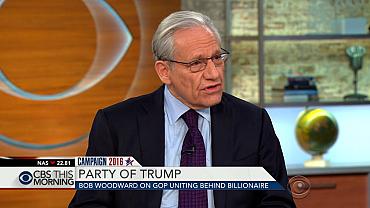 Bob Woodward on \