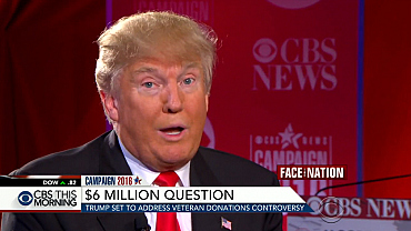What happened to the $6M Trump says he raised for vets?