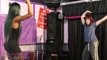 Hamburger Mary\'s Co-Owners Dish About Their Experience