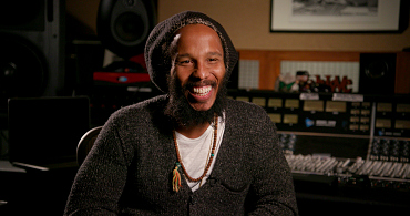 Exclusive: Ziggy Marley Has A Message For You