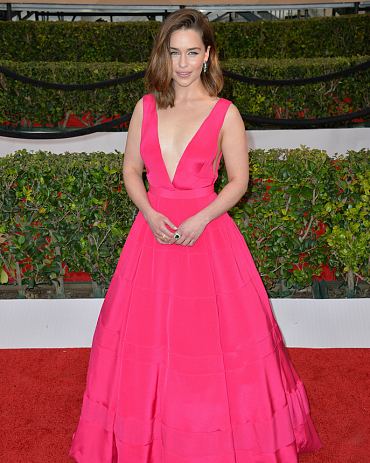 Emilia Clarke, Rashida Jones Announced As Late Show Guests