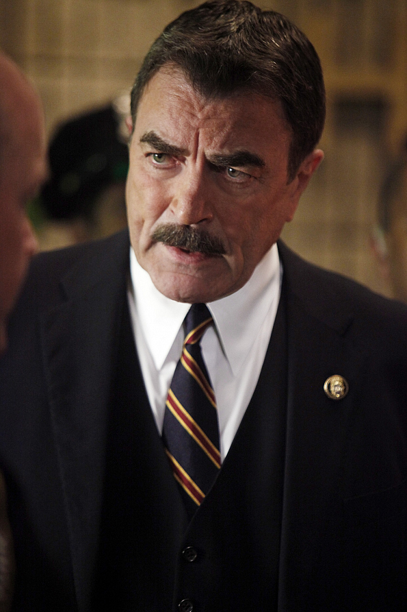 100 faces of frank page 38 blue bloods photos - Tom selleck shows ...
