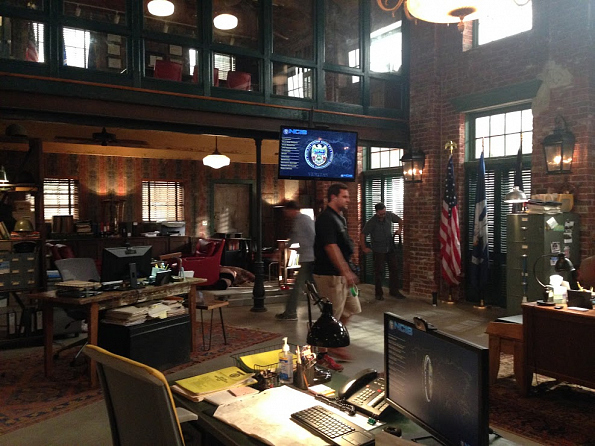 Ncis New Orleans Building