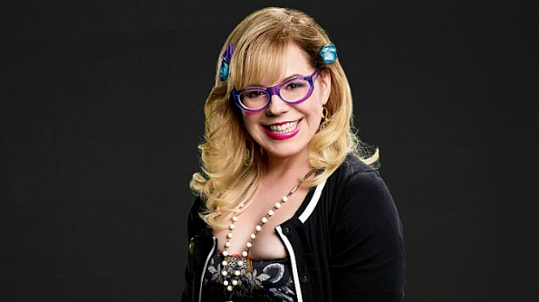 Kirsten Vangsness on criminal minds