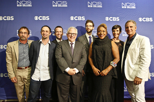 14 moments from the ncis new orleans premiere event at the national