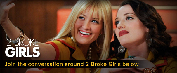 CBS Connect | Shows | 2 Broke Girls