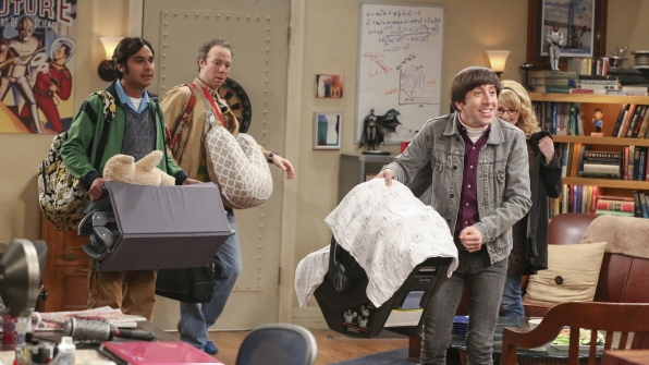 Image result for halley wolowitz