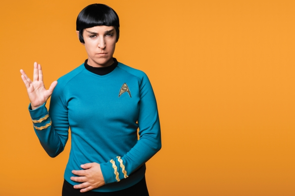 Trek Fact: The Big Bang Theory has countless under-the-radar Star Trek references.